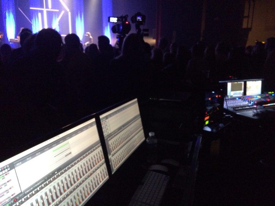 Station d'enregistrement compact pour assurer le virtual soundcheck et enregistrer un multi-track