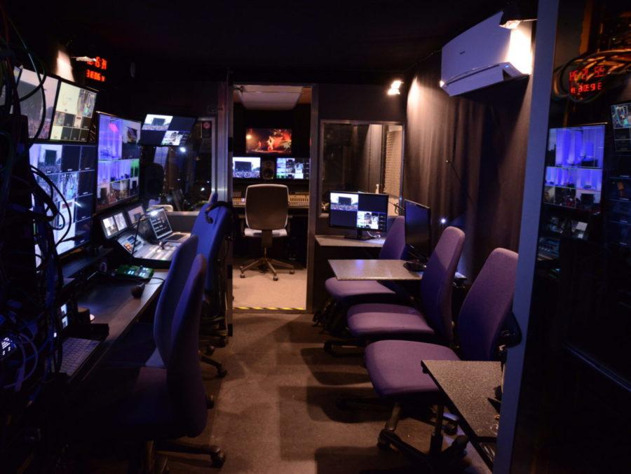 Espace disponible pour une production vidéo tierce
