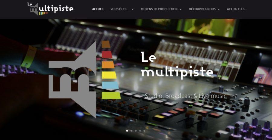 Notre site web est en ligne!